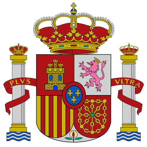 escudo bandera de espana