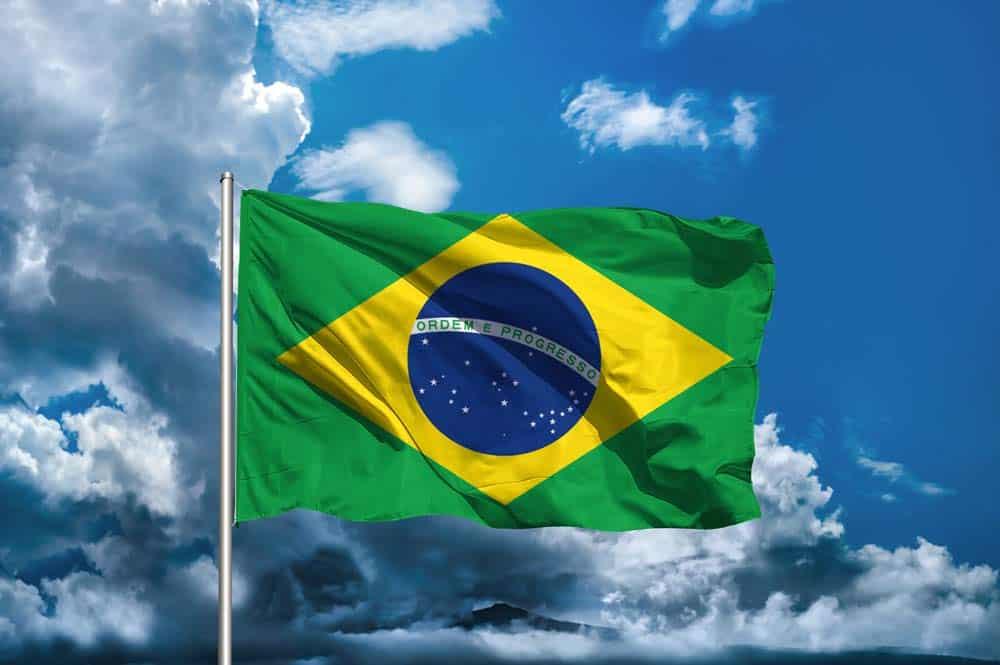 imagenes de la bandera de brasil