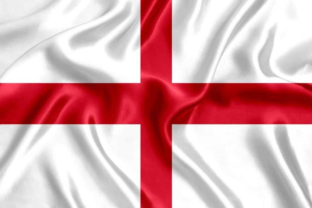 bandera de inglaterra actual