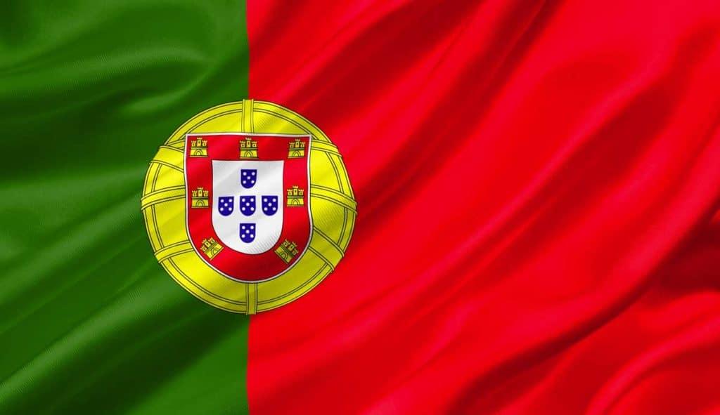 bandera de portugal actual