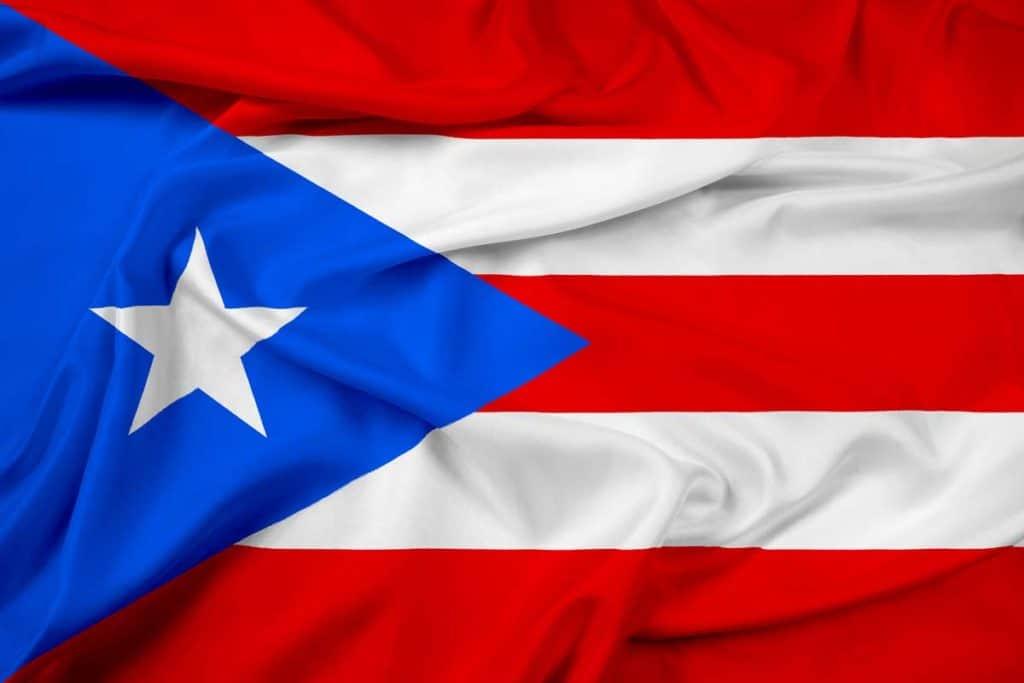 bandera de puerto rico actual