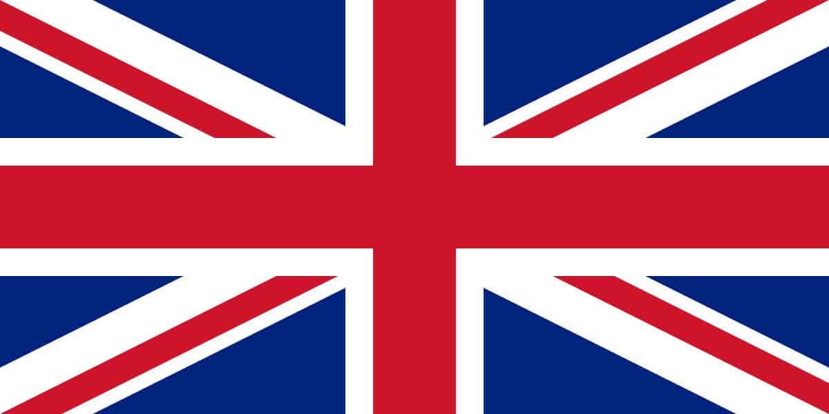 Bandera de Reino Unido História Significado e Imágenes