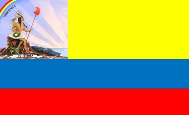bandera de venezuela 1811