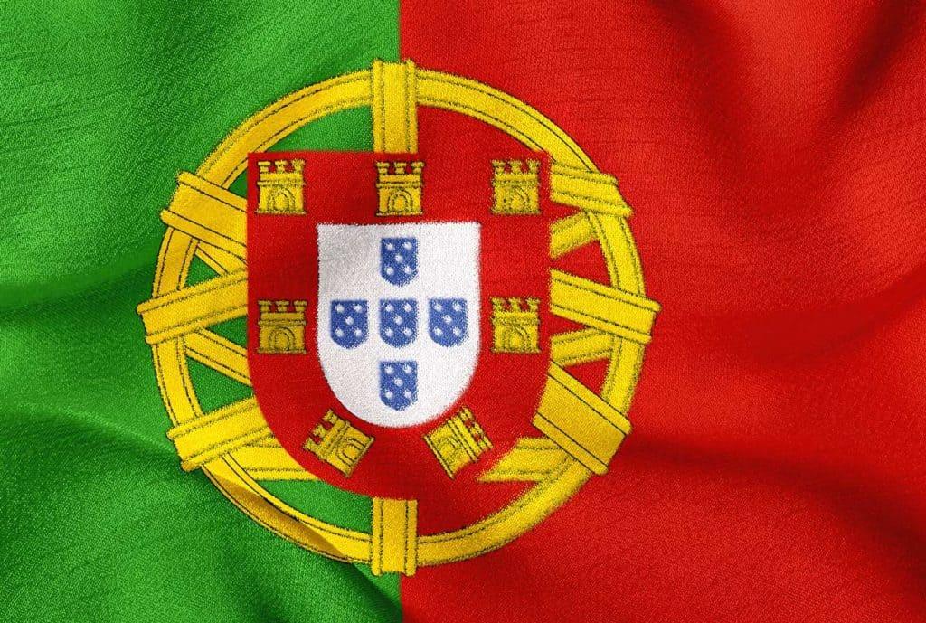 escudo bandera portugal