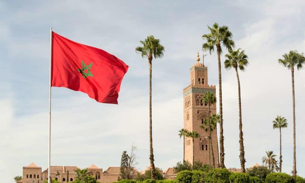 significado bandera de marruecos
