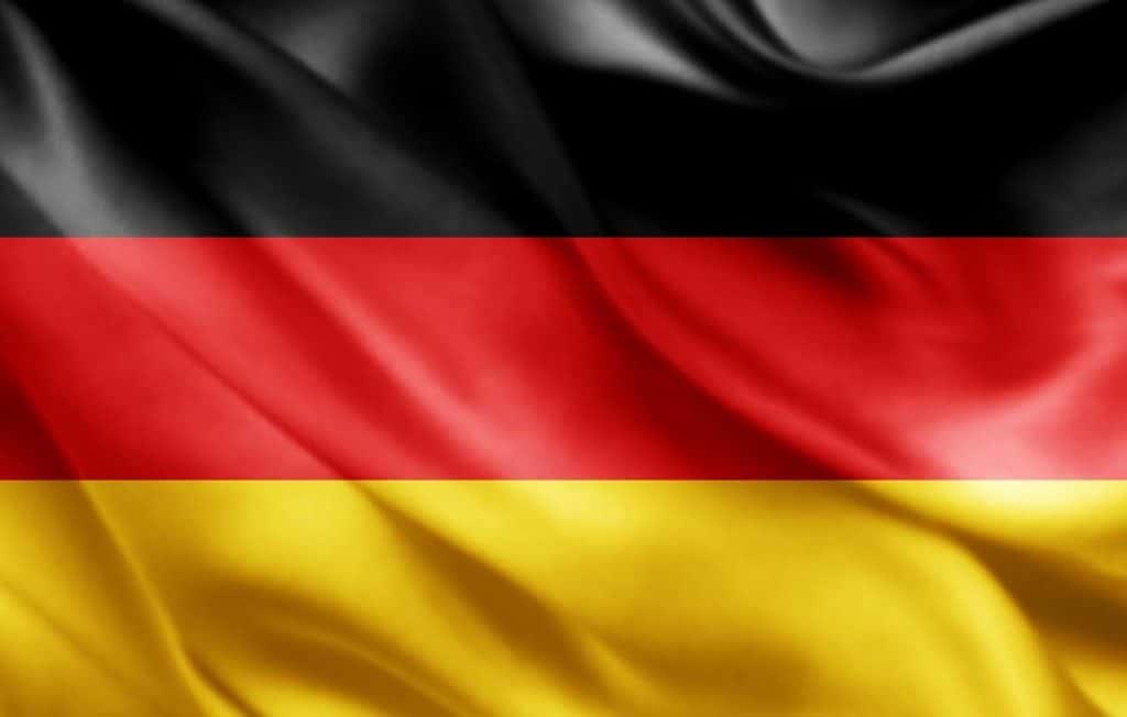 imagen de bandera de alemania