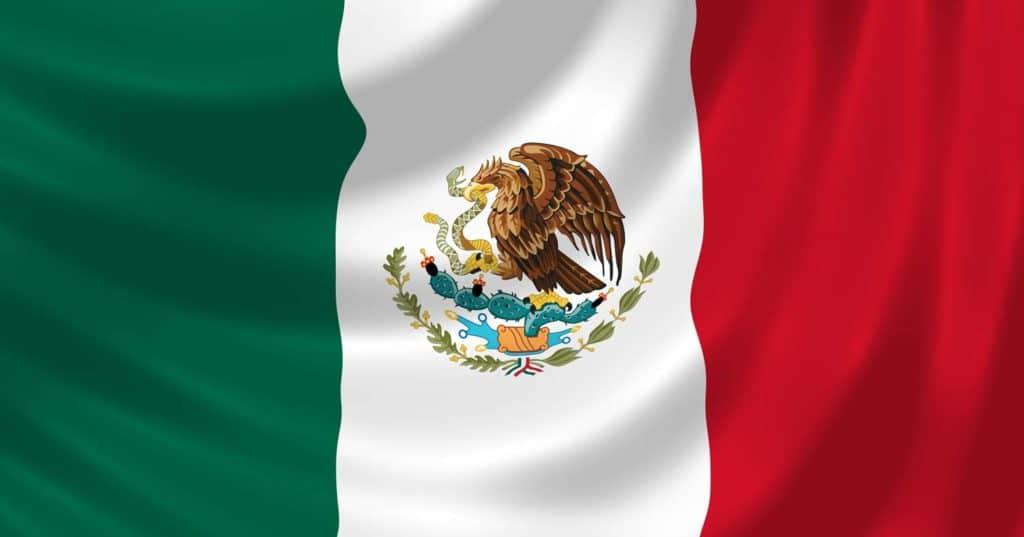 imagen de la bandera de mexico