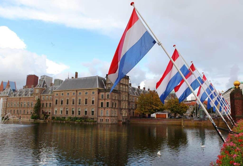 imagenes de la bandera de holanda