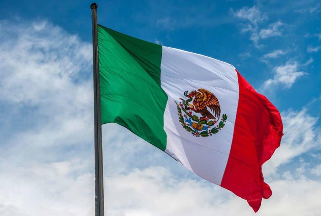 significado bandera de mexico