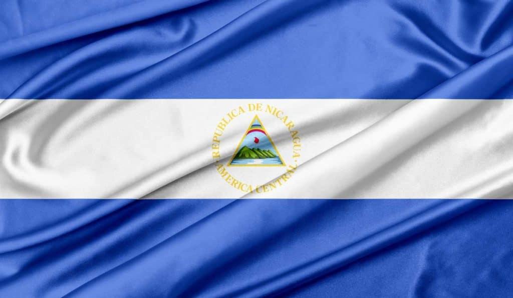 bandera de nicaragua actual