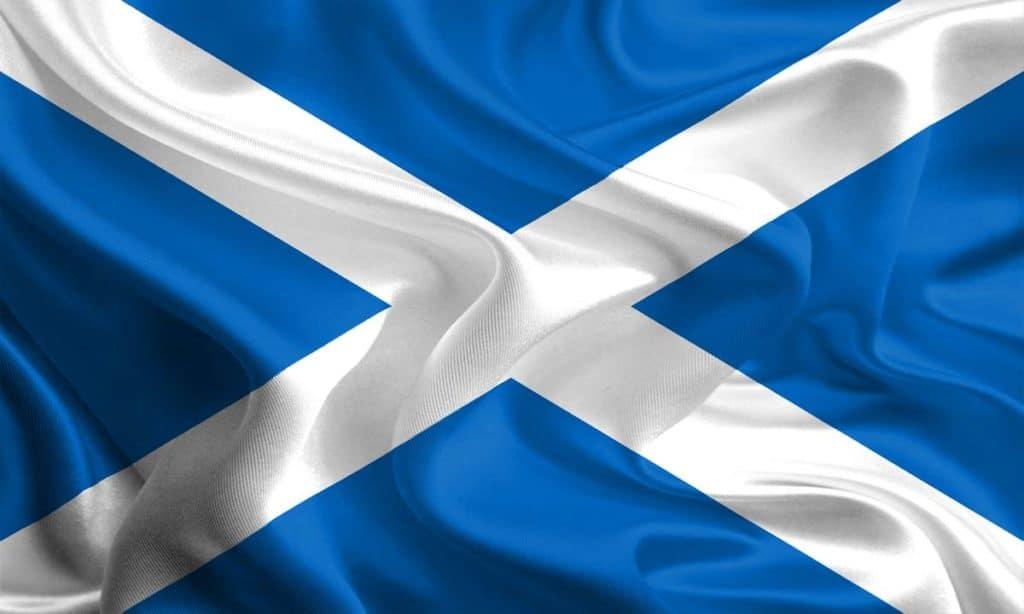 imagen Bandera de Escocia