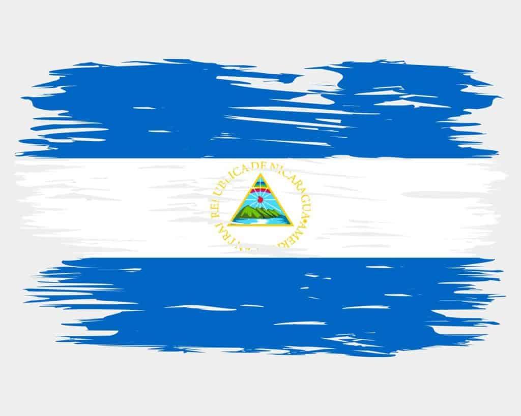 imagen bandera de nicaragua