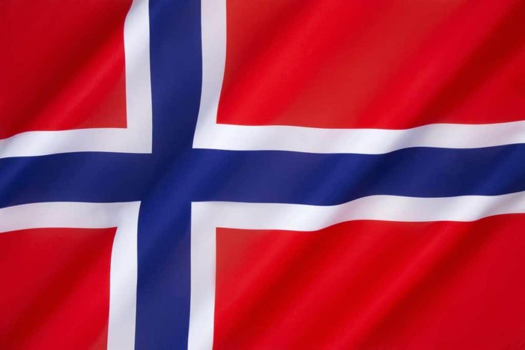imagen bandera de noruega
