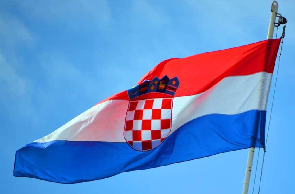 imagenes Bandera de Croacia