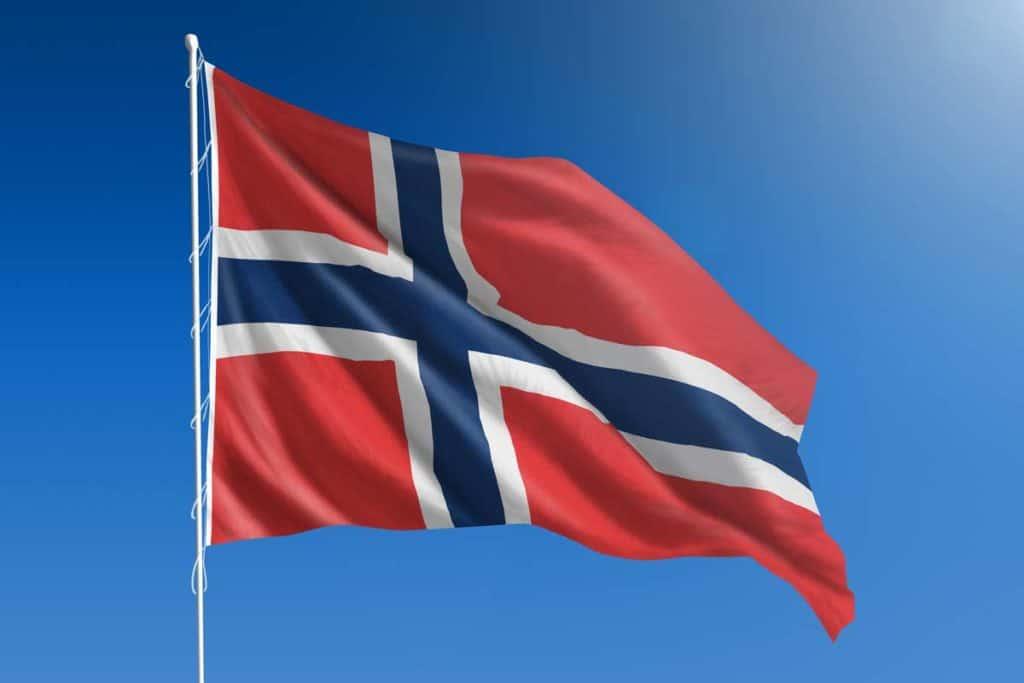 noruega bandera