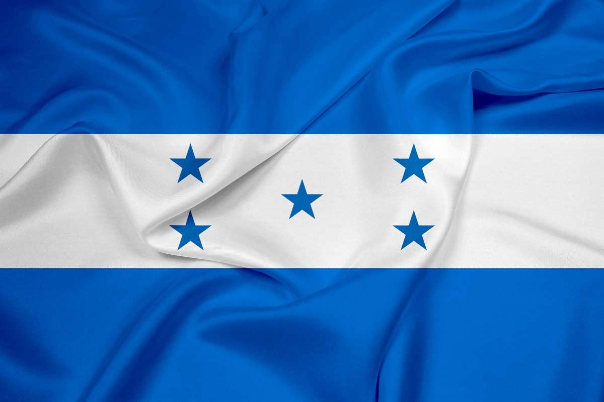 Diseño utilizado actualmente por autoridades de Honduras.