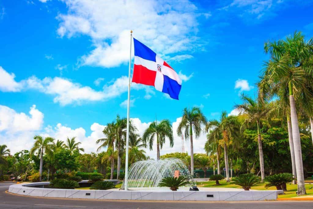 bandera de dominicana