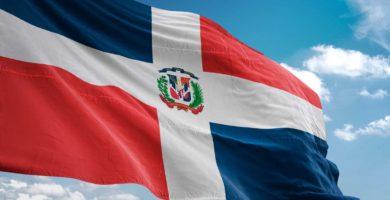 bandera de republica dominicana