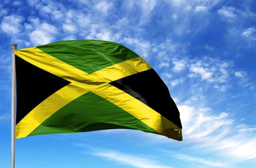 imagen bandera de jamaica