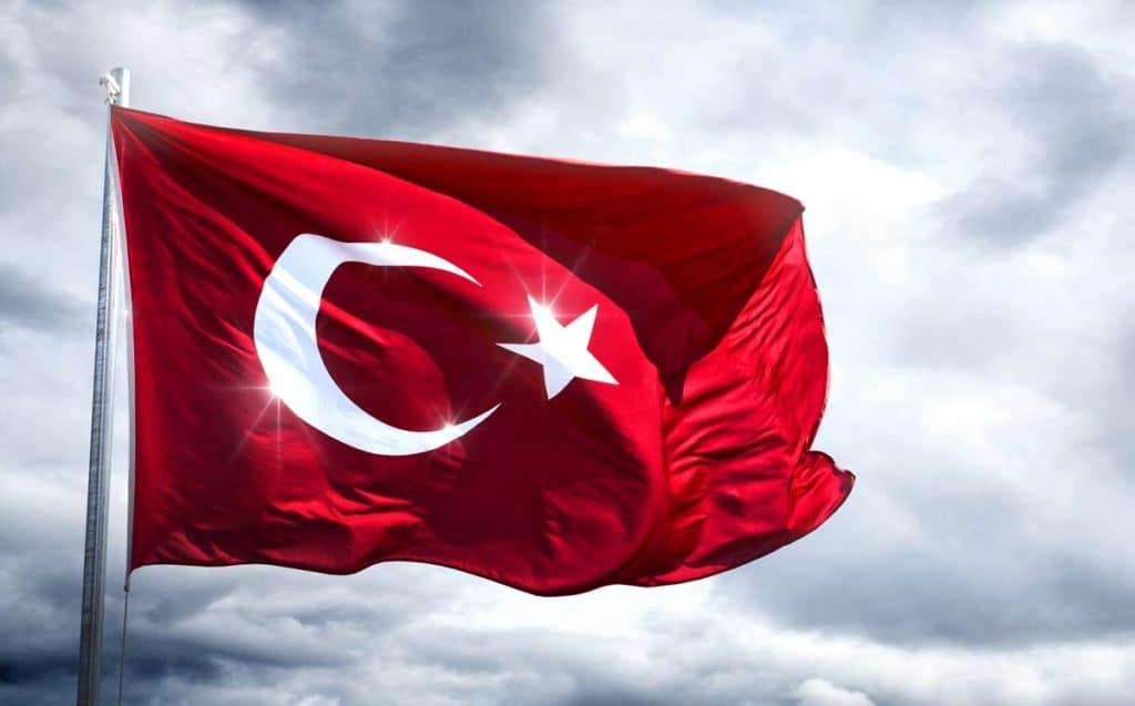 signficado de la bandera turca