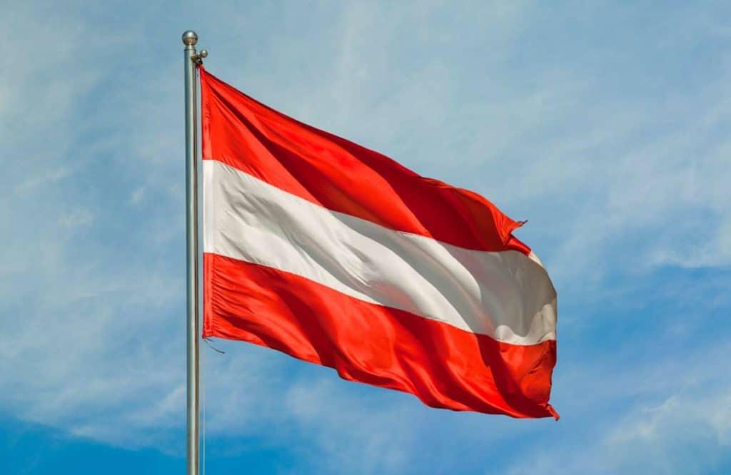bandera de austria actual