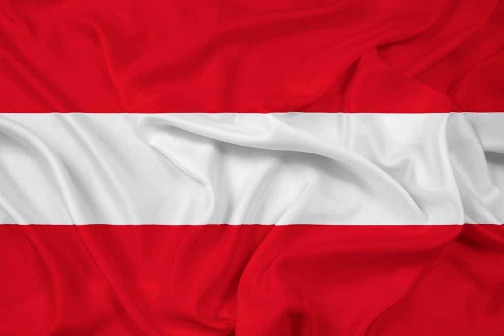 imagen bandera de austria