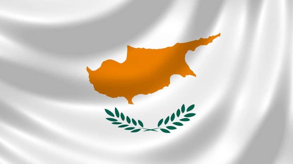 significado Bandera de Chipre