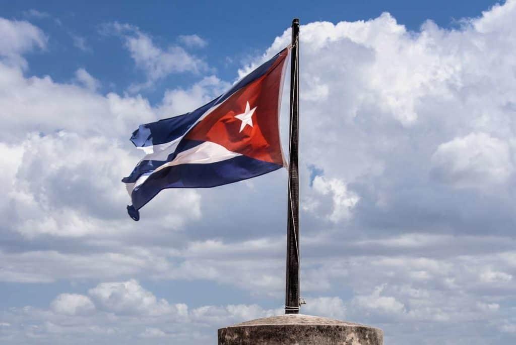 foto bandera cubana