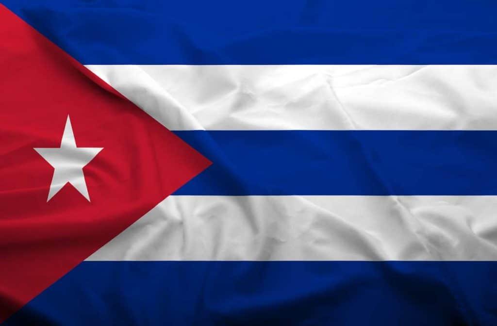 imagen bandera de cuba