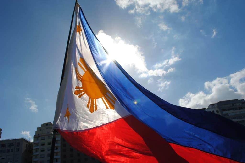 bandera de Filipinas significado