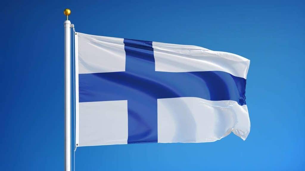 bandera de finlandia actual