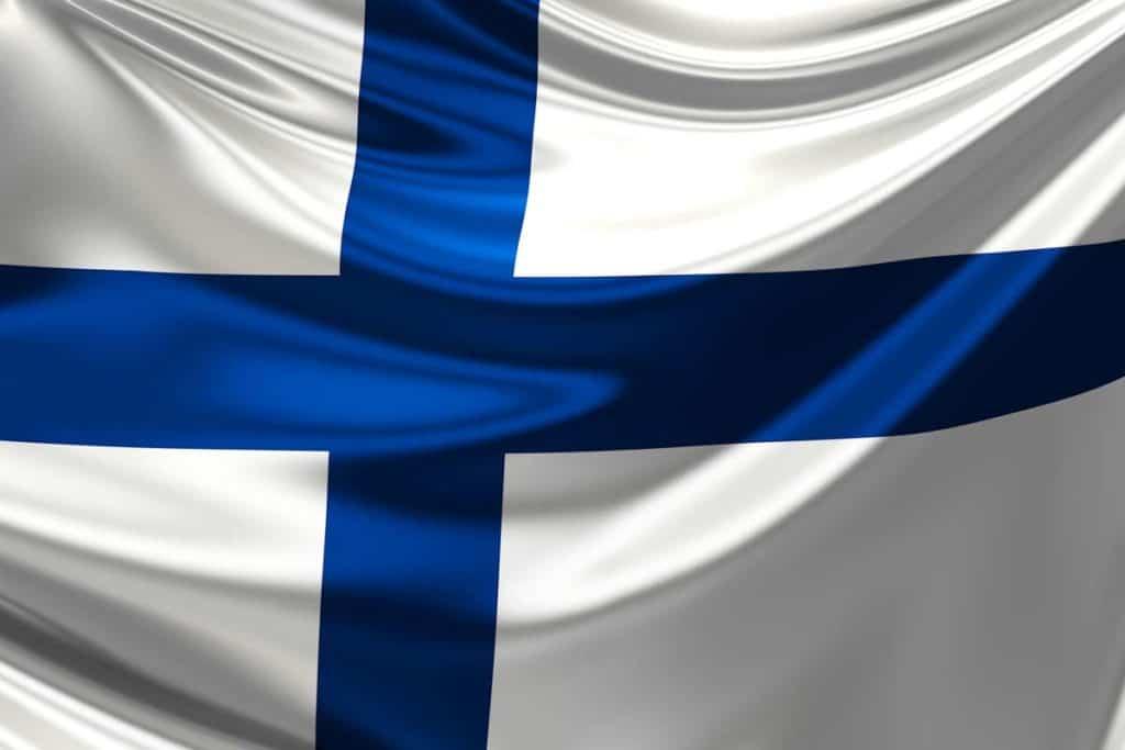 bandera de finlandia significado