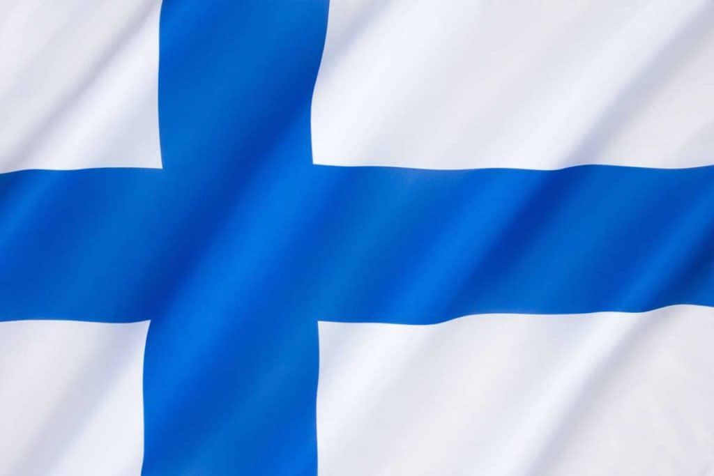 imagen bandera de finlandia